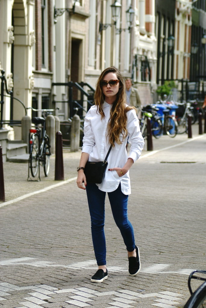 Oversized Shirt in Amsterdam