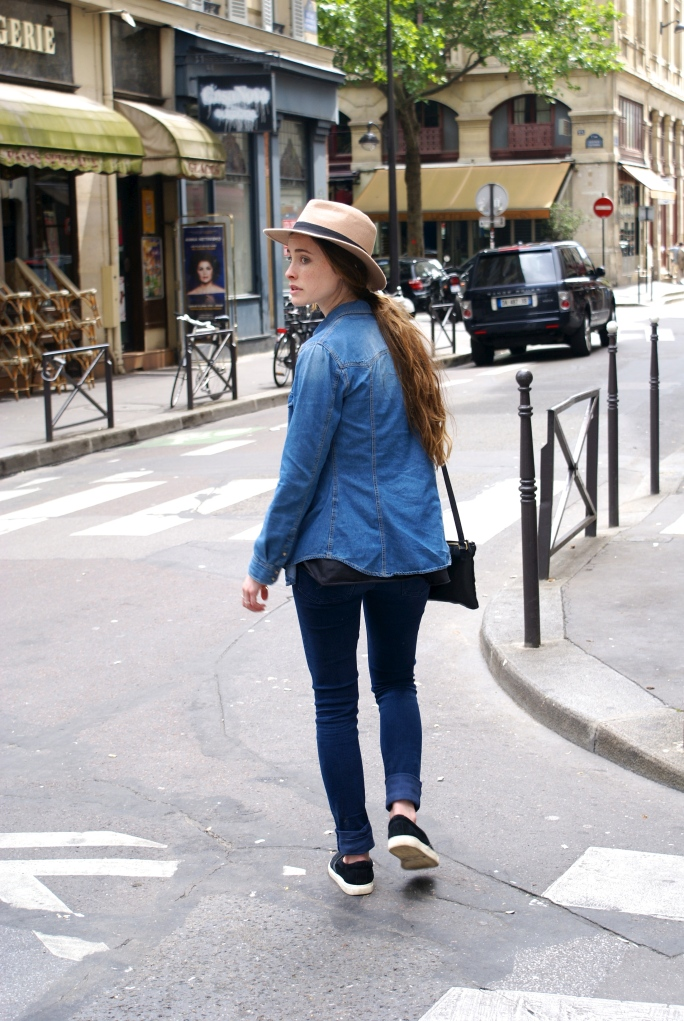 My Favourite Hat in Paris